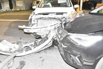 Vaduz / Schellenberg FL - Verkehrsunfälle mit Sachschaden