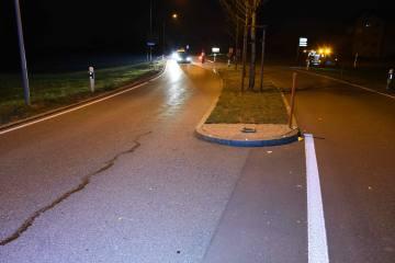 St. Gallenkappel SG - Betrunkener Autofahrer baut Selbstunfall