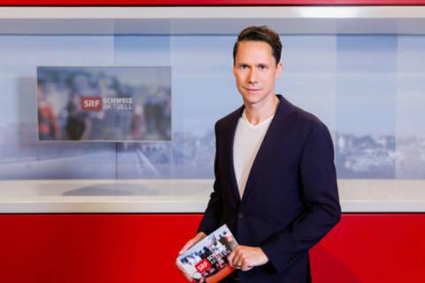 Mario Torriani moderiert künftig Schweiz aktuell