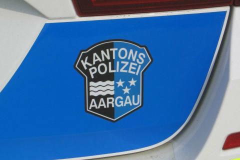 A1 Oftringen AG - Kollision zwischen zwei Fahrzeu...
