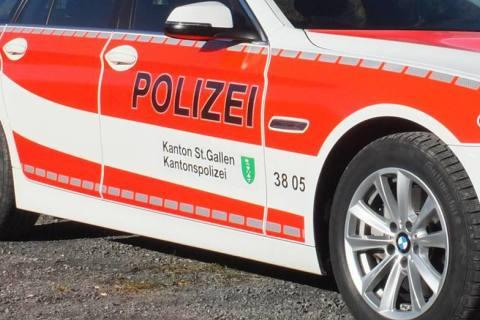 St. Gallen SG - In Autowerkstatt eingebrochen