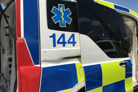 Nebikon LU - Zwei Personen bei Kollision zwischen Fahrrad und Motorfahrrad verletzt