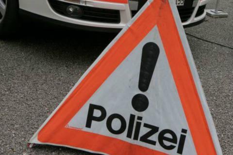 Alpnach - Flüchtige Beschuldigte noch nicht gefasst