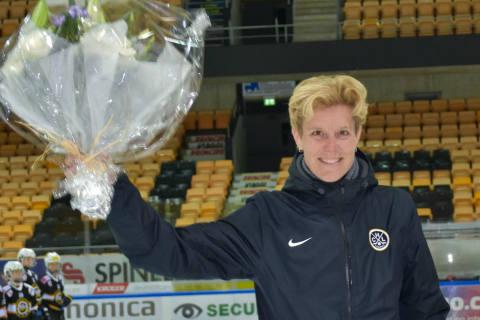Iris Müller nicht mehr Lugano-Trainerin