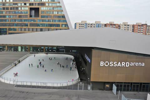 Bossard Arena ausgezeichnet