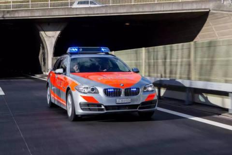 Geuensee LU - Autofahrer haut nach Streifkollision ab - Zeugenaufruf