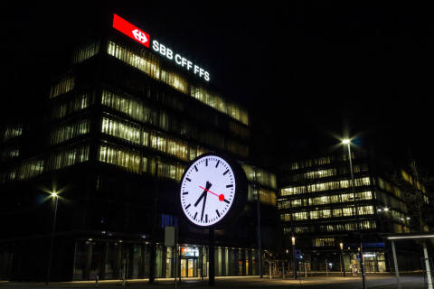 Technologietest für Gratis-Internet in SBB-Zügen