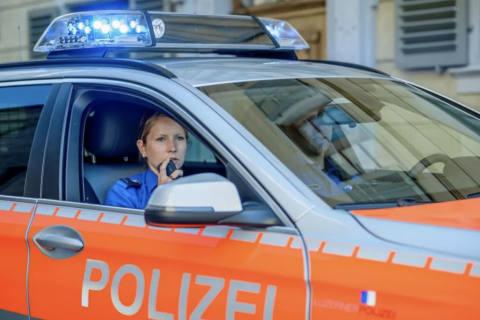 Luzern LU - Mit entwendetem Kontrollschild und ohne Führerausweis unterwegs