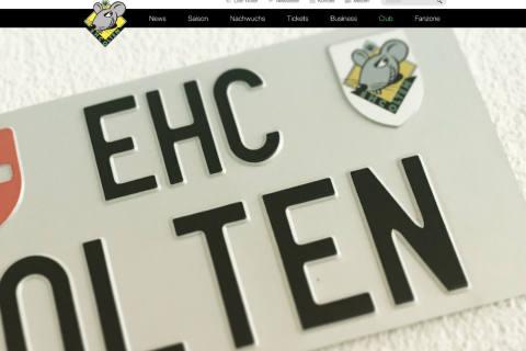 Änderungen beim EHC Olten