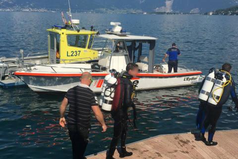 St. Gingolph VS - Bootsunglück fordert ein Todesopfer