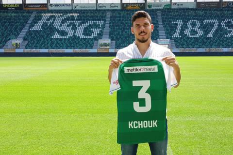 FC St. Gallen verstärkt die Abwehr