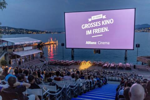 Erfolgreicher Start in die Open-Air-Kinosaison