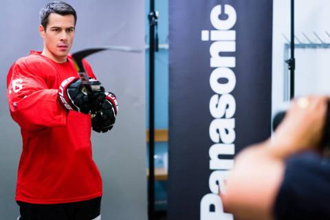 Panasonic weitet die Partnerschaft mit Swiss Ice Hockey aus