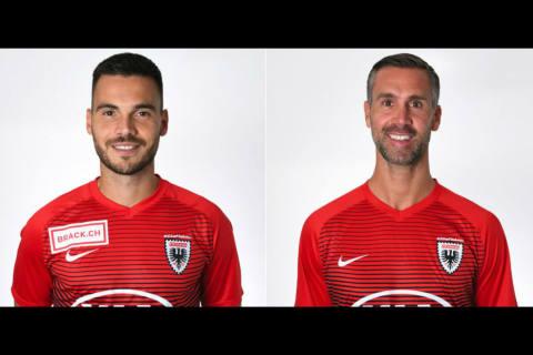 FC Aarau schnappt sich Stürmer-Duo