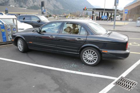 Schattdorf UR - Fahrzeugaufbrüche aufgeklärt
