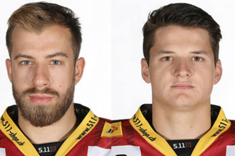 SCL Tigers verlängern mit Neukom, Rüegsegger und Melnalksnis