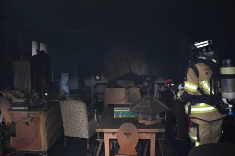 Vaduz FL - Tote Person bei Brand in Einfamilienhaus