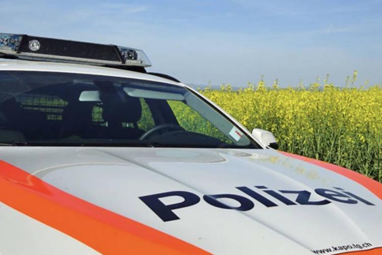 Freidorf TG – Brand in Motorraum