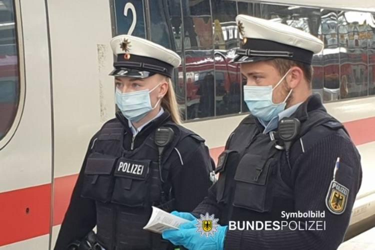 Bundespolizei Stralsund