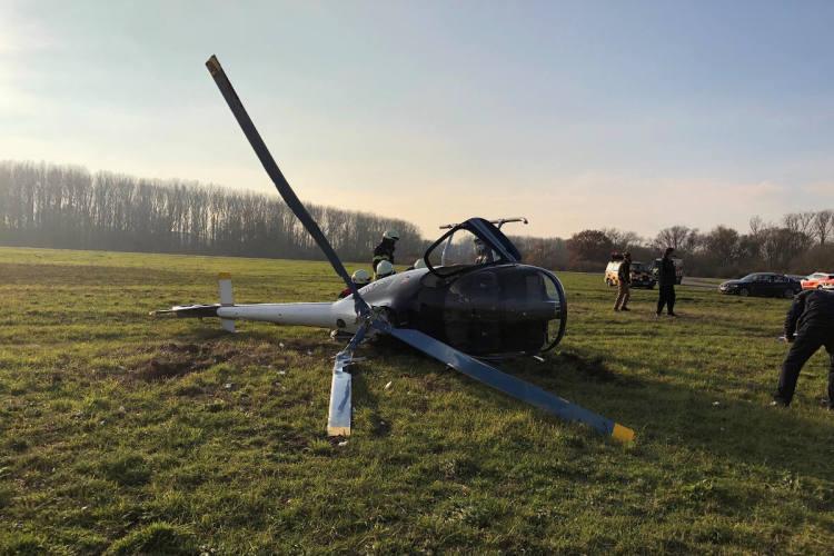 Hubschrauberabsturz Heute