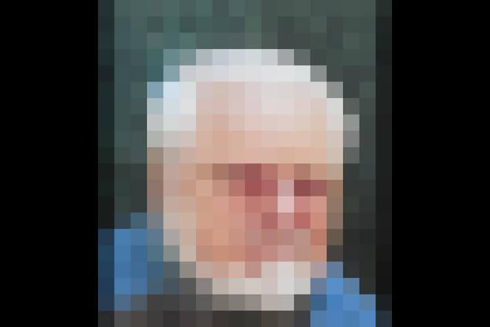Bild des seit Donnerstag vermissten 75-Jährigen aus Pontresina
