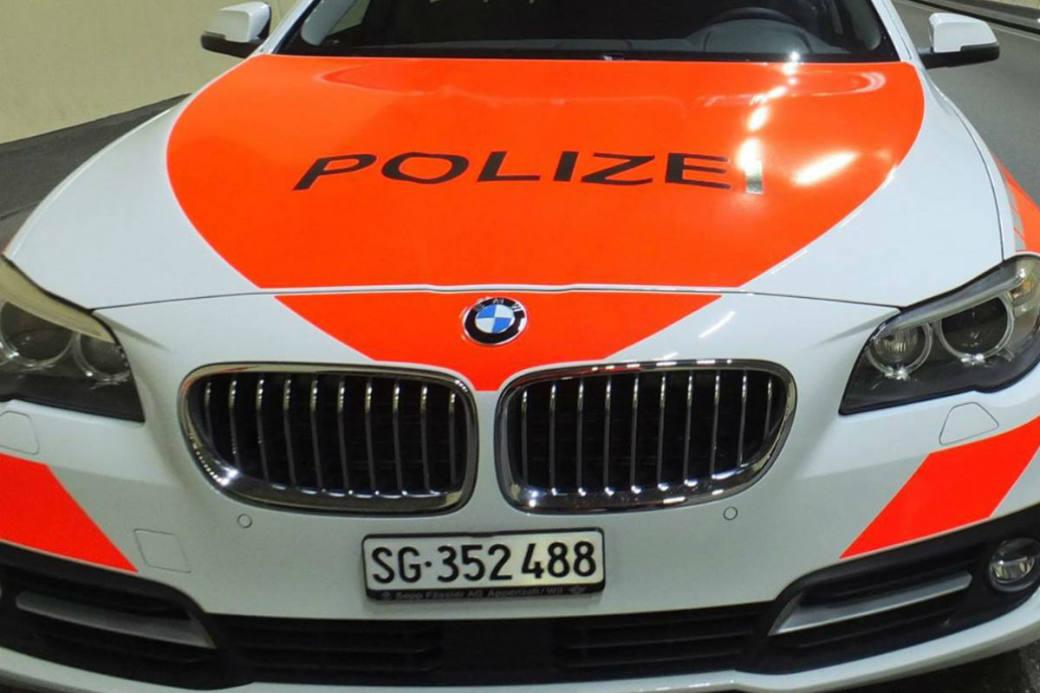 Kantonspolizei St.Gallen