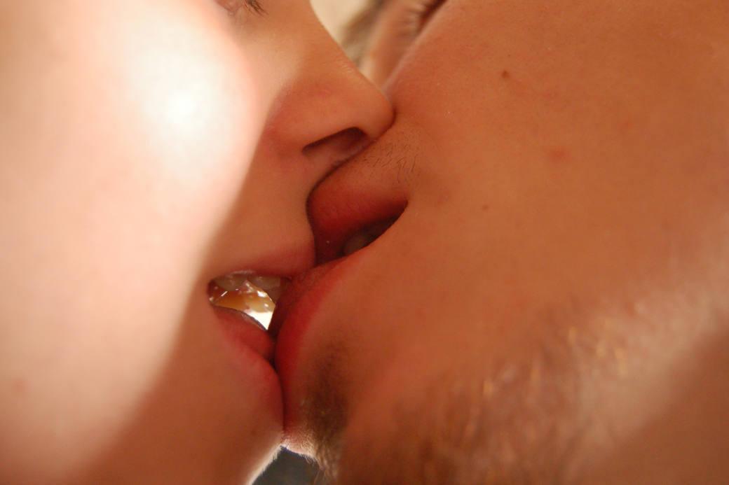 mögen männer küssen