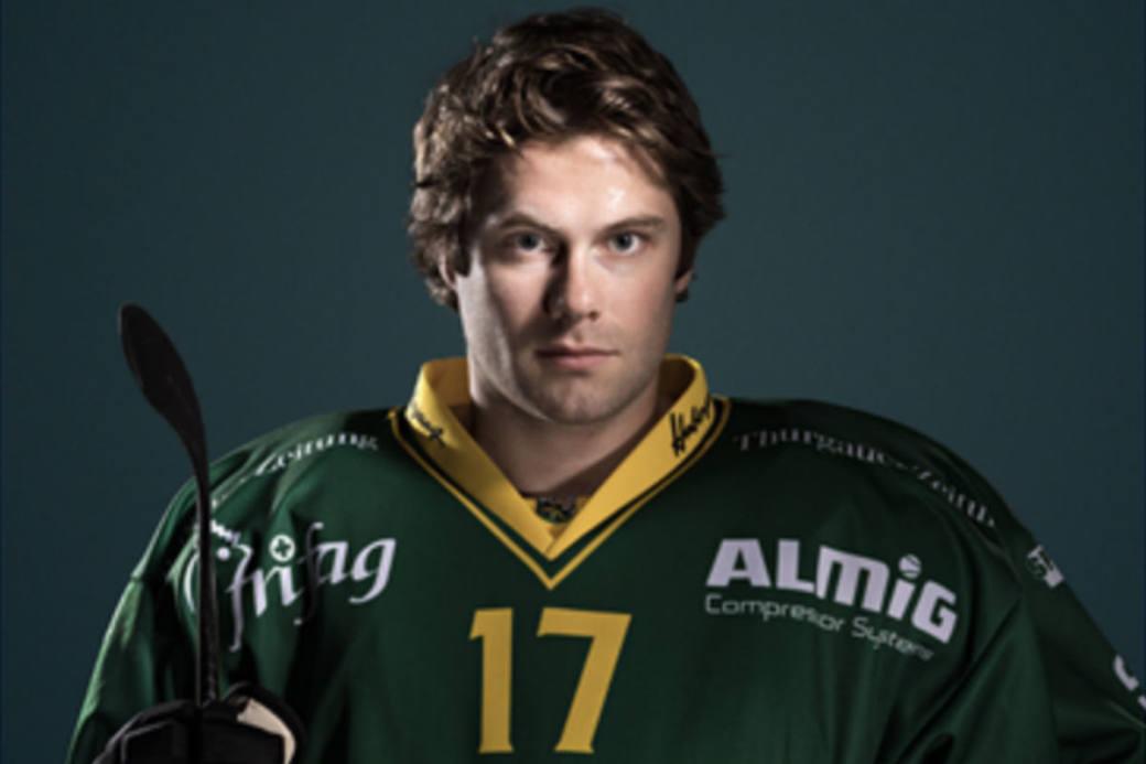 Kenneth Ryan vom HC Thurgau.
