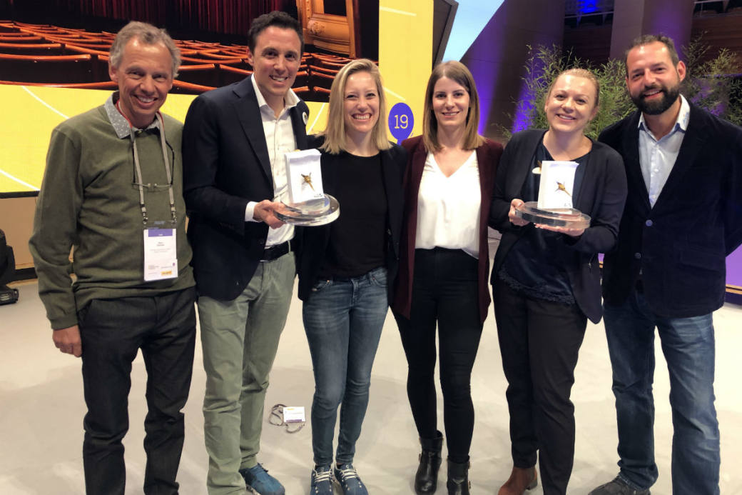 Gewinner der Marketing Trophy 2019