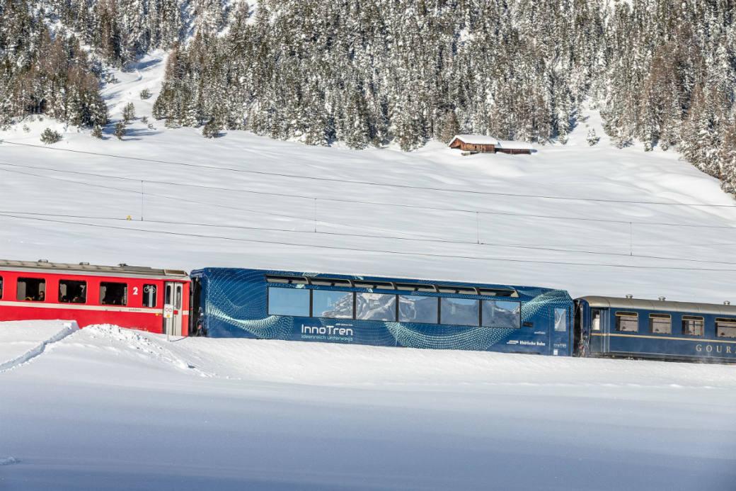 InnoTren vor Davos