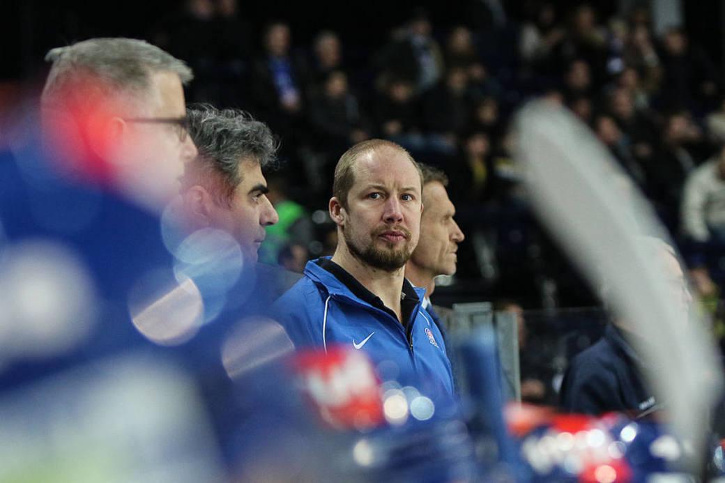 Mathias Seger neu als Coach beim Z!