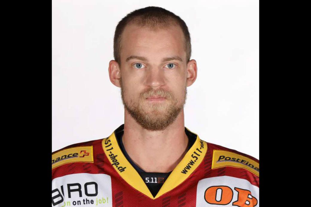 Gustafsson wechselt zum EHC Biel.