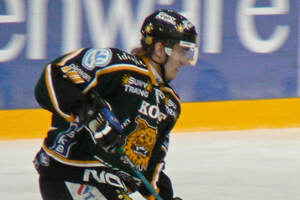 Sami Sandell im Dress von Ilves Tampere