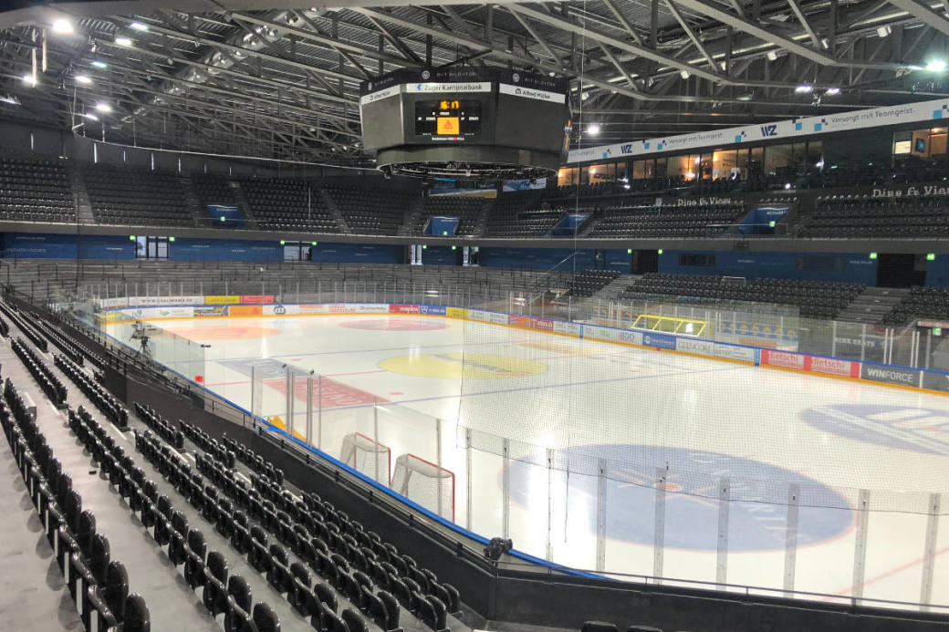 Bossard Arena