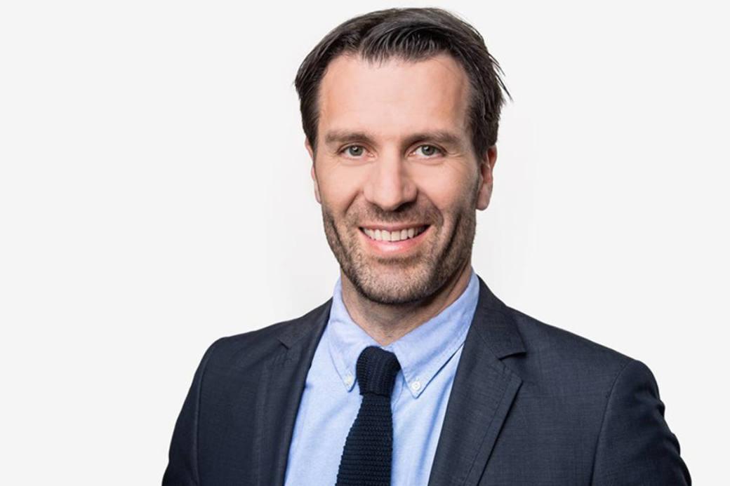 Lars Weibel wechsel zu Swiss Ice Hockey.