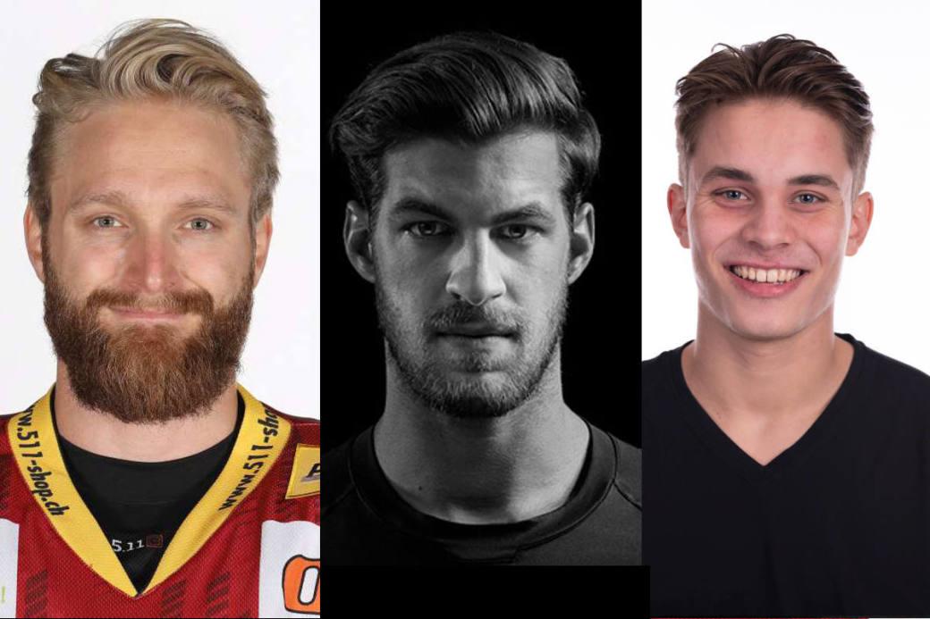 Randegger, Marti und Henauer zum SCL