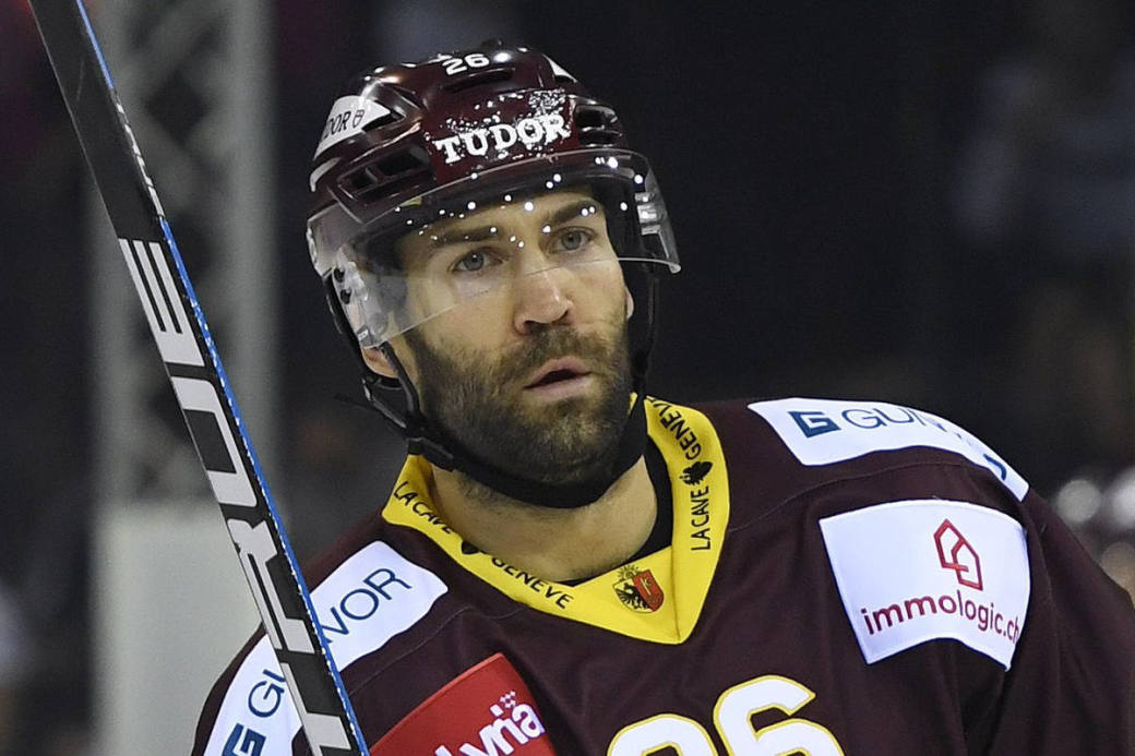 Daniel Winnik verlängert um 2 Jahre bei Genf-Servette.