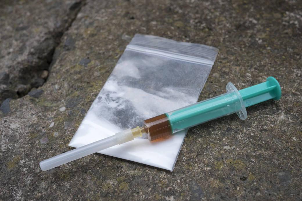 Heroin - Symbolbild