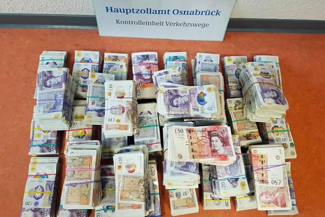 250.000 Pfund In Euro