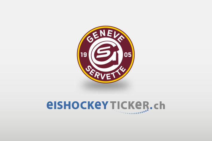 Spielsperre gegen Jonathan Mercier vom Genève-Servette HC