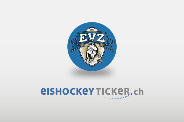 Dominik Schlumpf vom EV Zug wird vorsorglich für das heutige Spiel gesperrt (Symbolbild)