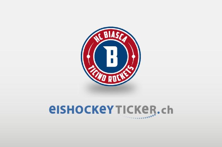 Vier Spielsperren und Busse gegen Giona Bionda von den HCB Ticino Rockets – Symbolbild
