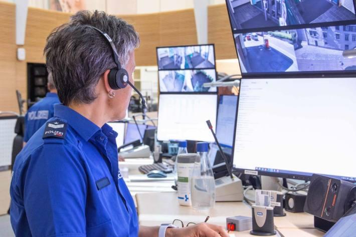 Falsche Polizisten im Kanton St. Gallen am Werk.