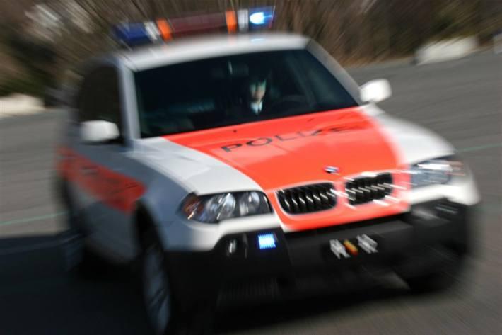 In Vaduz wurde eine Velofahrerin gestossen und verunfallte.