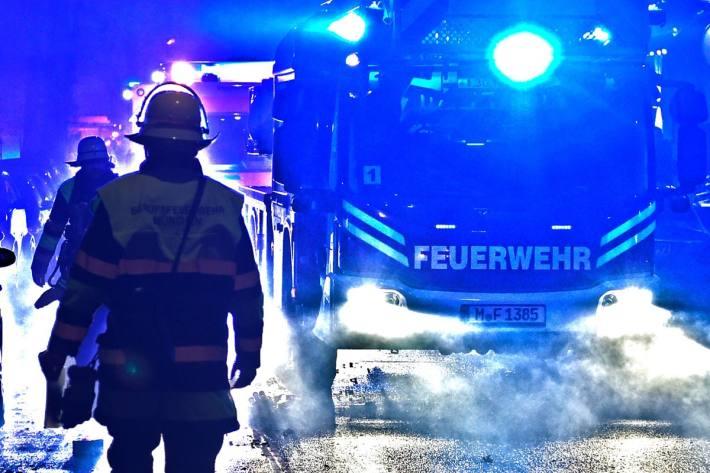Ein Brand verursachte in Rheinfelden in einer Altstadtwohnung einen geringen Sachschaden (Symbolbild)