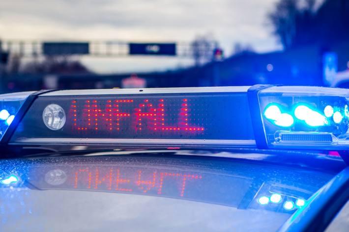 In Luzern kam es gestern zu einem Verkehrsunfall mit einem verletzten Motorradfahrer. (Symbolbild)