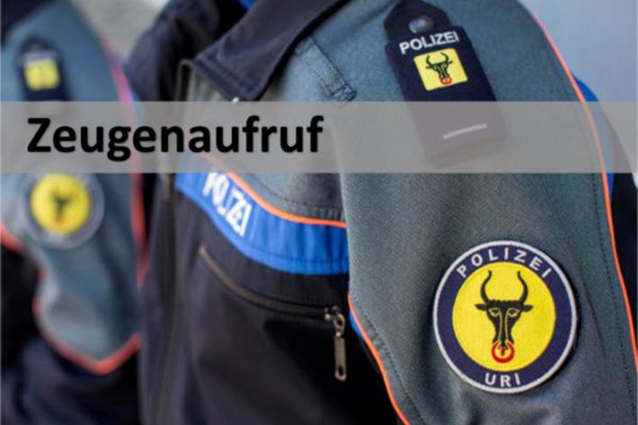 In Altdorf UR wurden diverse Sachbeschädigungen gemeldet.