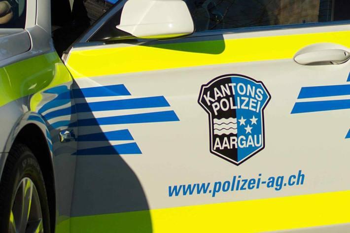 Einsatzfahrzeug Kantonspolizei Aargau