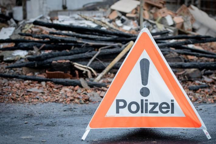 Vier Jugendliche wegen Sachbeschädigung und Brandstiftung in Buttisholz LU angeklagt