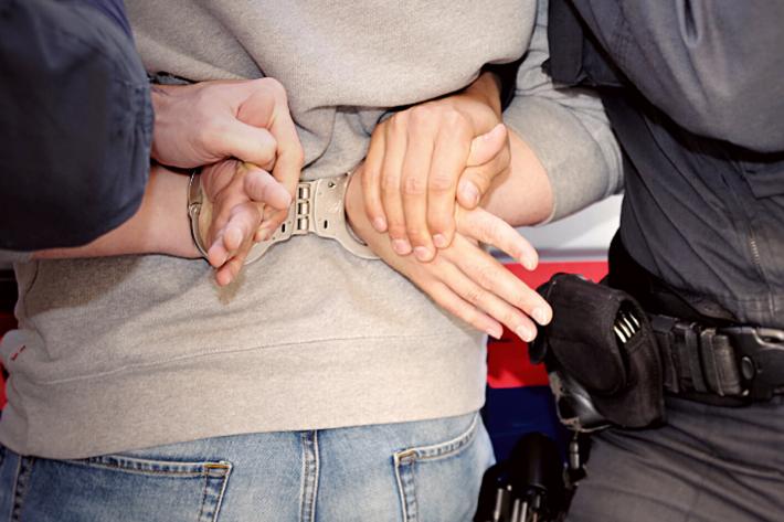 Festnahme nach Körperverletzung und Widerstand gegen die Staatsgewalt in Klagenfurt  (Symbolbild)